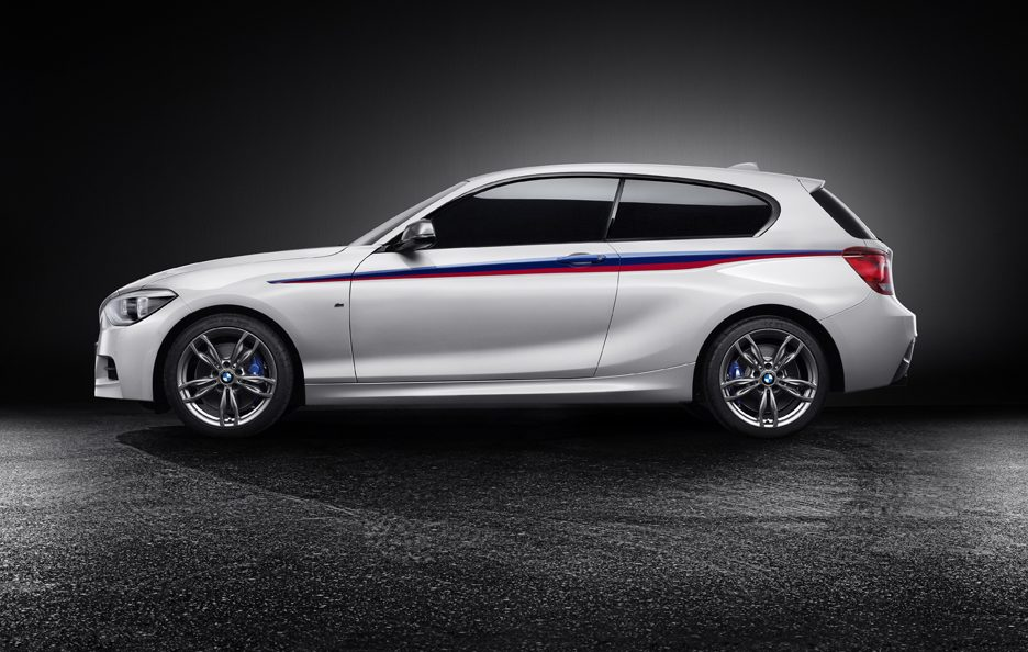 BMW M135i Concept - Laterale