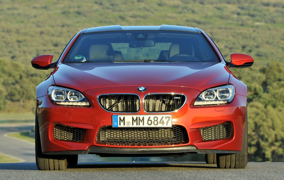 BMW M6 2012 - Frontale