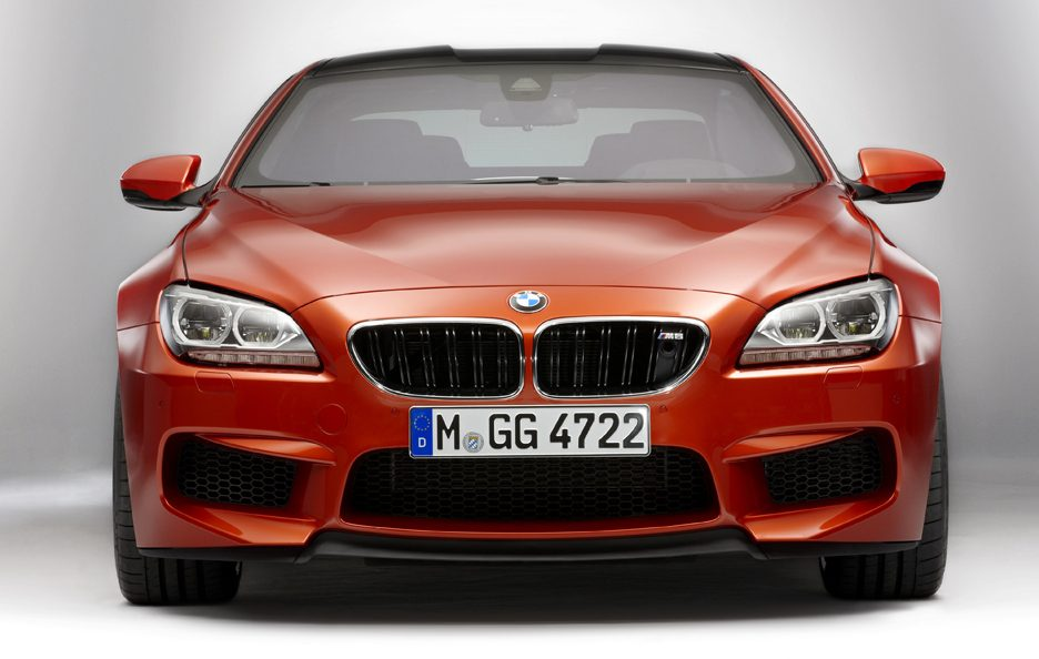 BMW M6 - Frontale