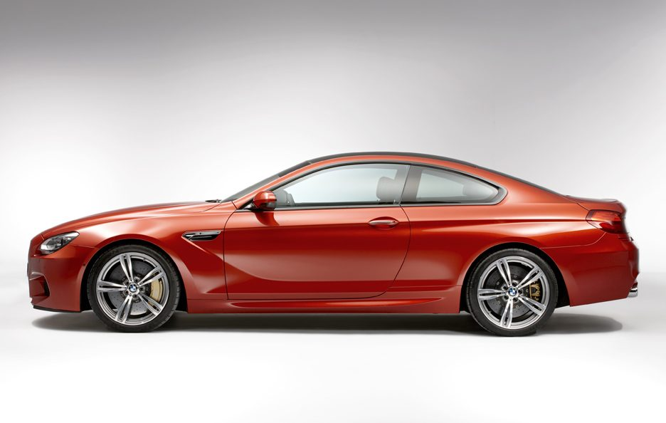 BMW M6 - Laterale