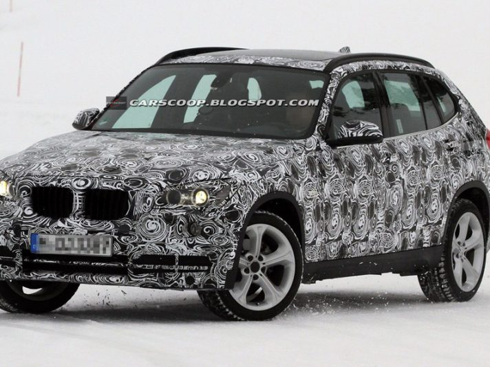 BMW X1: il restyling