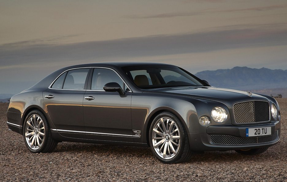 Bentley Mulsanne Mulliner Driving Specification - Il profilo