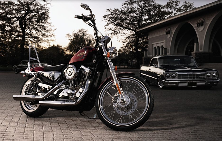 Harley Davidson Seventy Two - Customized