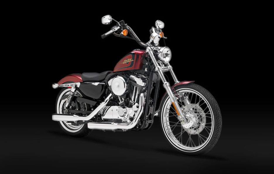 Harley Davidson Seventy Two - Design