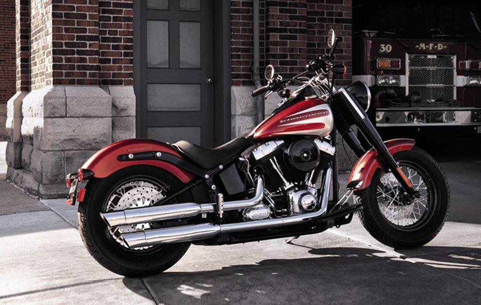 Harley Davidson Softail Slim - Customized