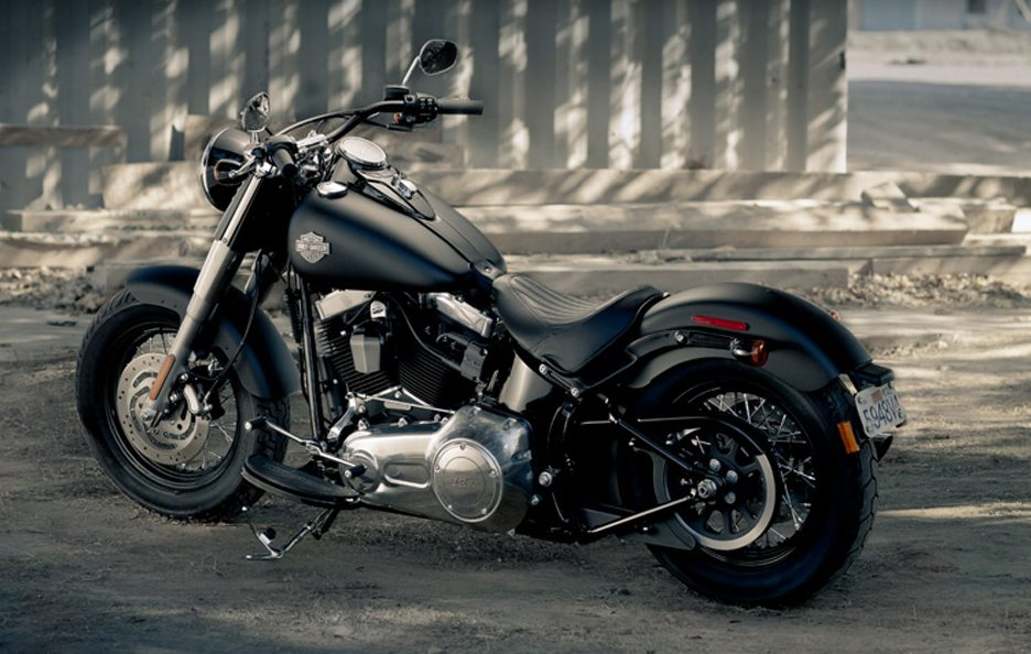 Harley Davidson Softail Slim - Design