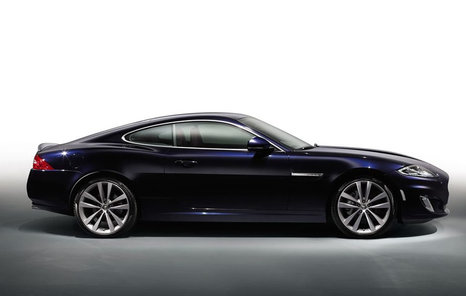 Jaguar XK Special Edition - laterale