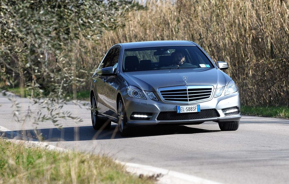 Mercedes Benz Classe E MY 2012 - Berlina - Linea