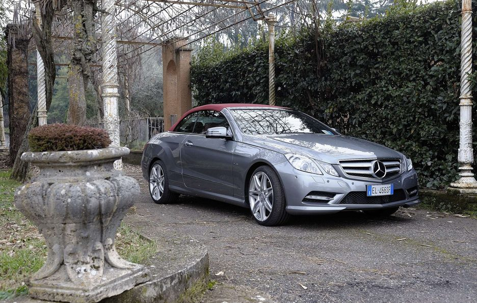 Mercedes Benz Classe E MY 2012 - Cabrio - Design