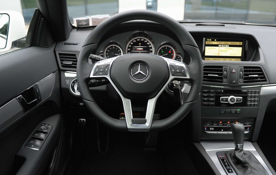 Mercedes Benz Classe E MY 2012 - Coupè - Interni