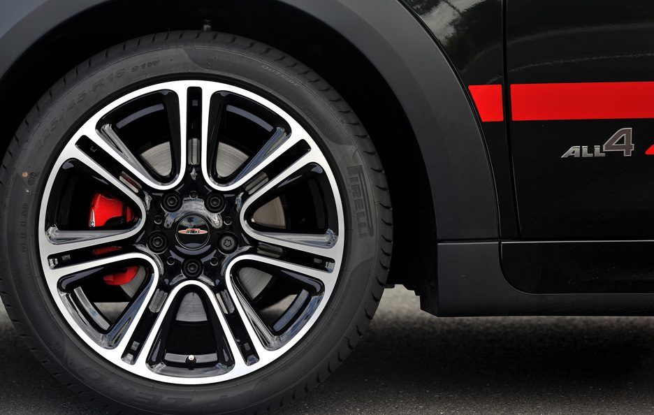 Mini Countryman John Cooper Works - Cerchi
