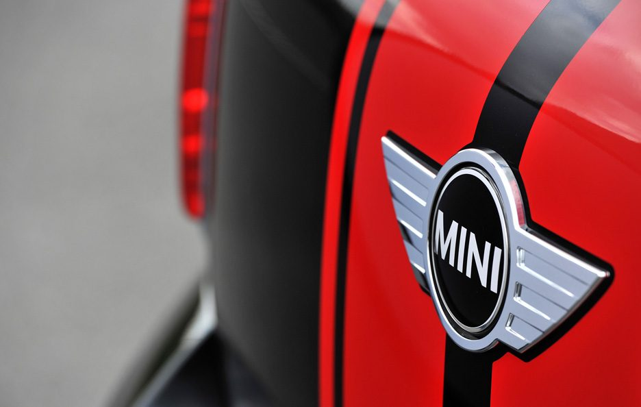 Mini Countryman John Cooper Works - Dettagli posteriore