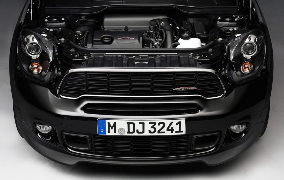 Mini Countryman John Cooper Works - Motore