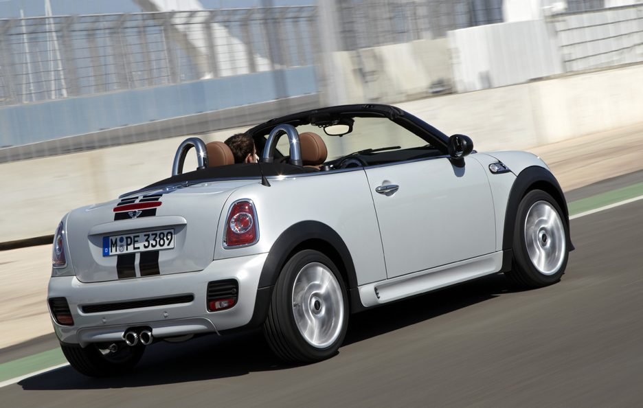 Mini Roadster - La linea