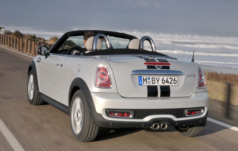 Mini Roadster - Su strada - Coda