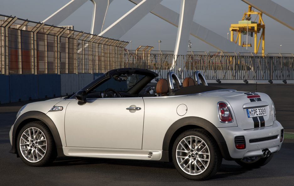 Mini Roadster -  Su strada - Design