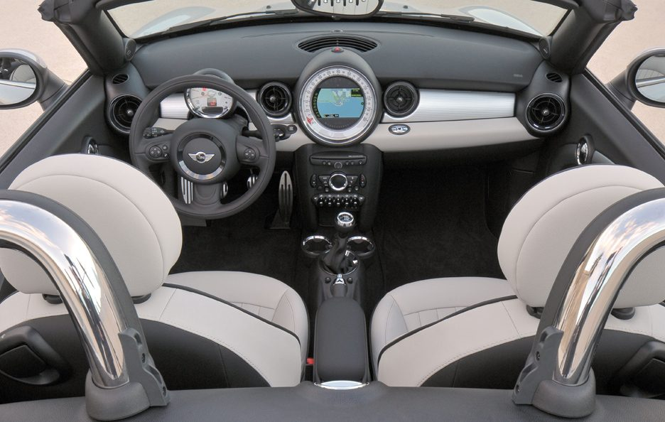 Mini Roadster - Su strada - Interni