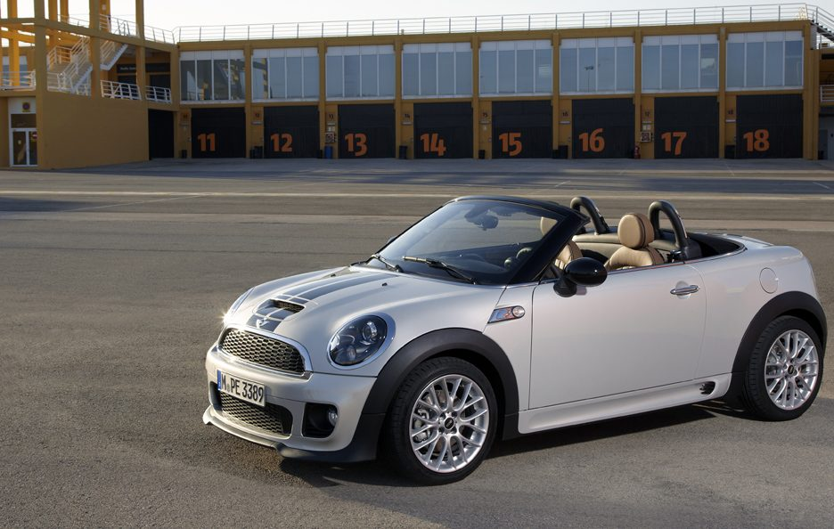 Mini Roadster -  Su strada - Linea