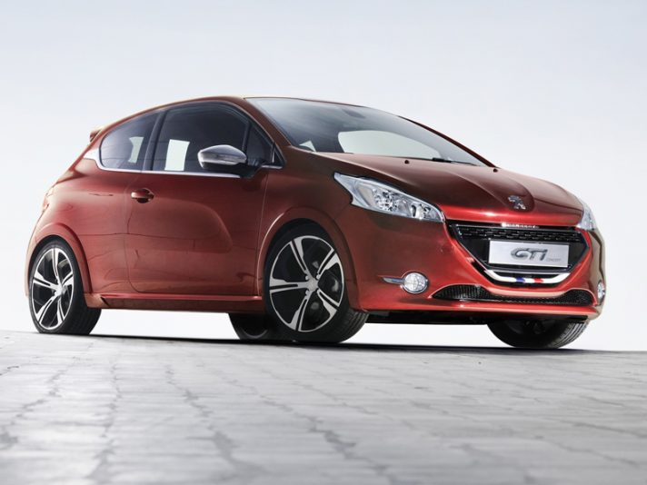 Peugeot: 2 concept 208 a Ginevra
