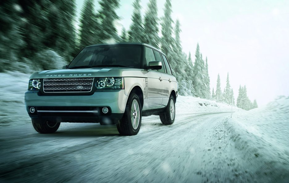 Range Rover Westminster Edition - Anteriore