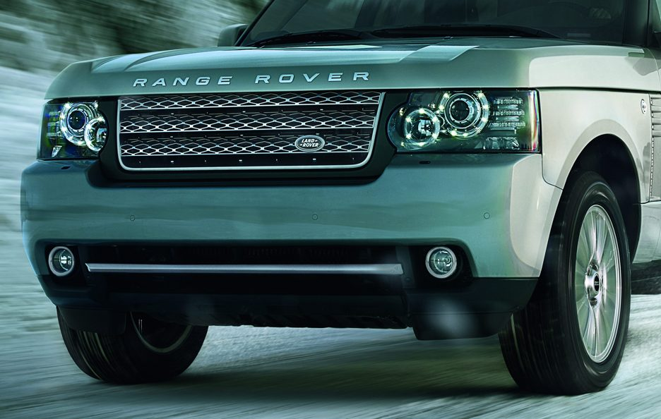 Range Rover Westminster Edition - Frontale