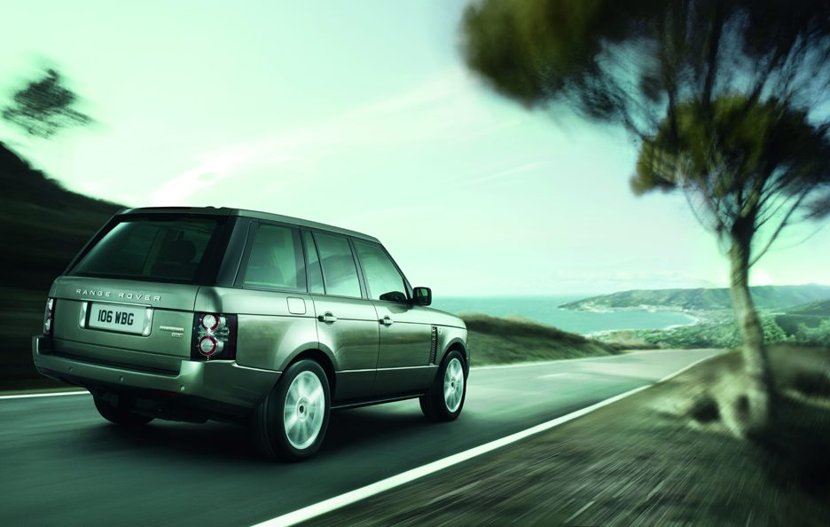 Range Rover Westminster Edition - Profilo posteriore