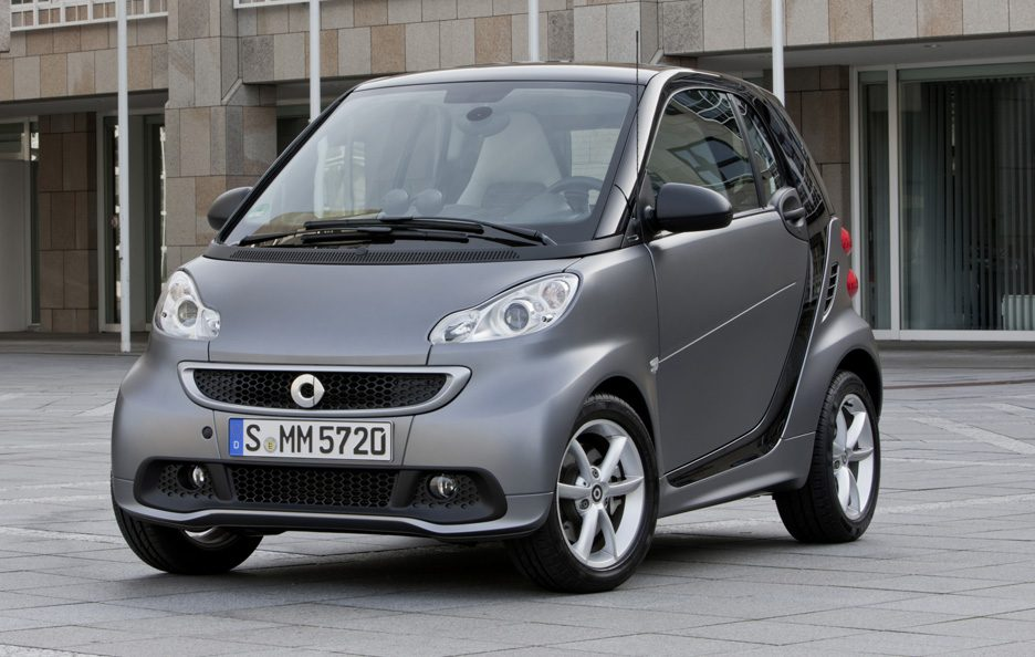 Smart ForTwo 2012 - Frontale