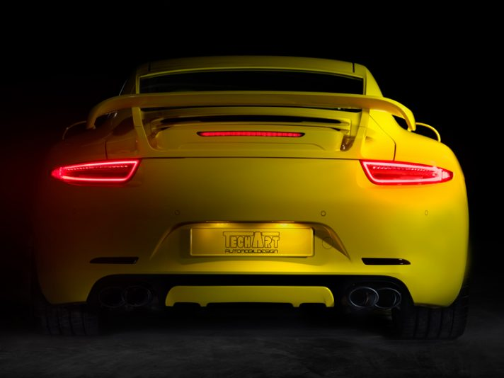 TechArt Porsche 911 Program
