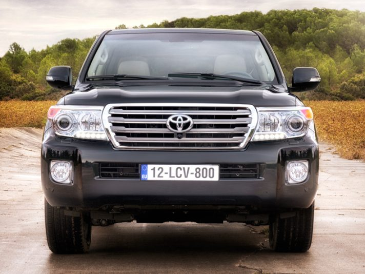 Land Cruiser: il restyling