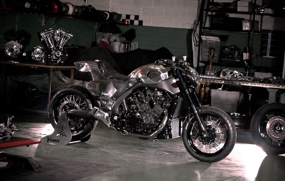 Yamaha VMAX Hyper Modified by Abnormal Cycles (9)