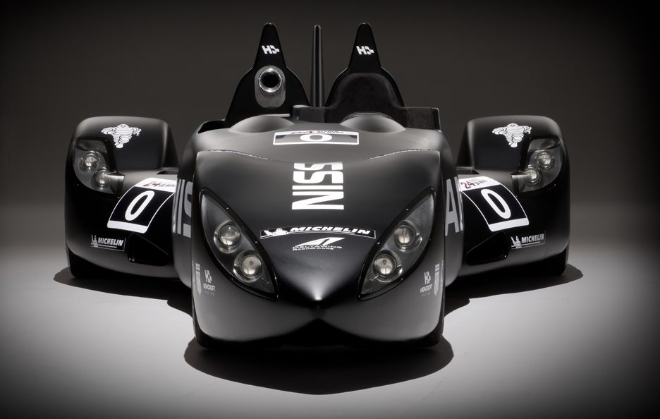 Nissan DeltaWing - Frontale
