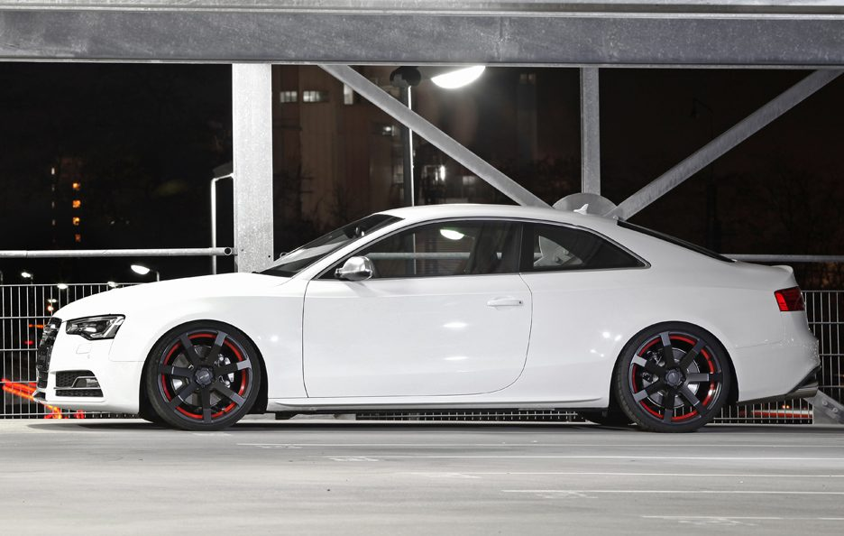 Audi S5 Coupe 2012 by Senner - Laterale