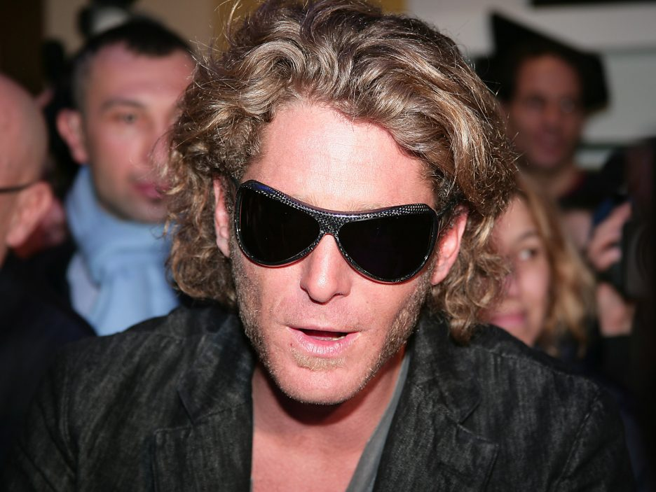 Lapo Elkann, protagonista dell'automotive italiano