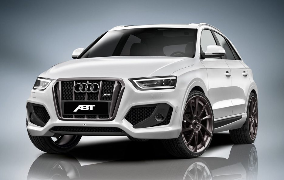 Audi Q3 by ABT - Profilo frontale