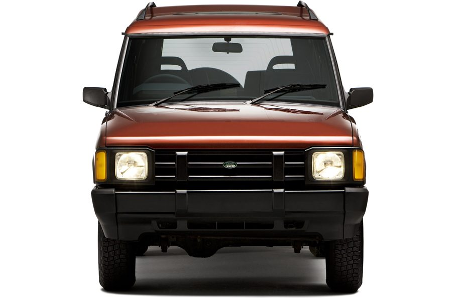 19 - Land Rover Discovery Series 1 frontale