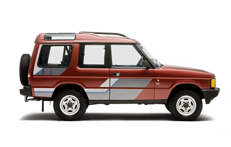 20 - Land Rover Discovery Series 1 profilo