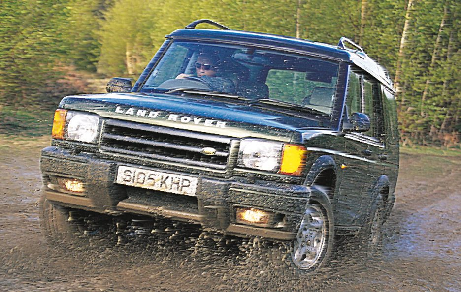 24 - Land Rover Discovery Series 2