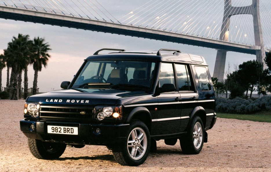 25 - Land Rover Discovery Series 2 restyling