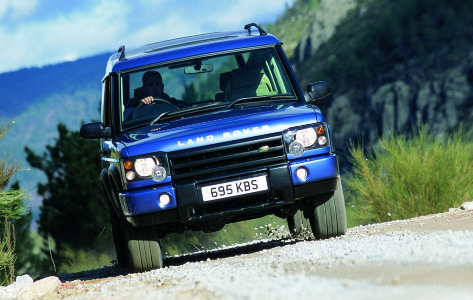 26 - Land Rover Discovery Series 2 restyling frontale