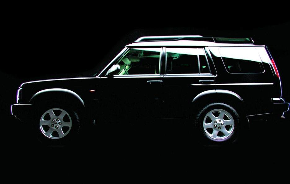 27 - Land Rover Discovery Series 2 restyling profilo
