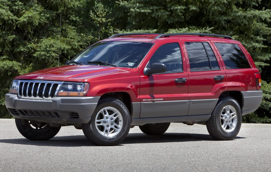 29 - Jeep Grand Cherokee WJ