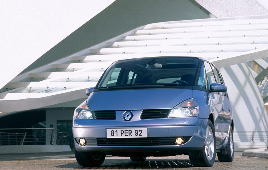 29 - Renault Espace IV frontale