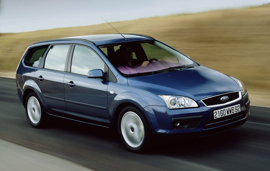 3° Ford Focus S.W. 2.0 67 punti