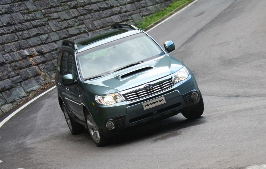 3° Subaru Forester 2.0D X BR 66 punti