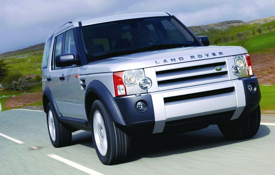 32 - Land Rover Discovery 3