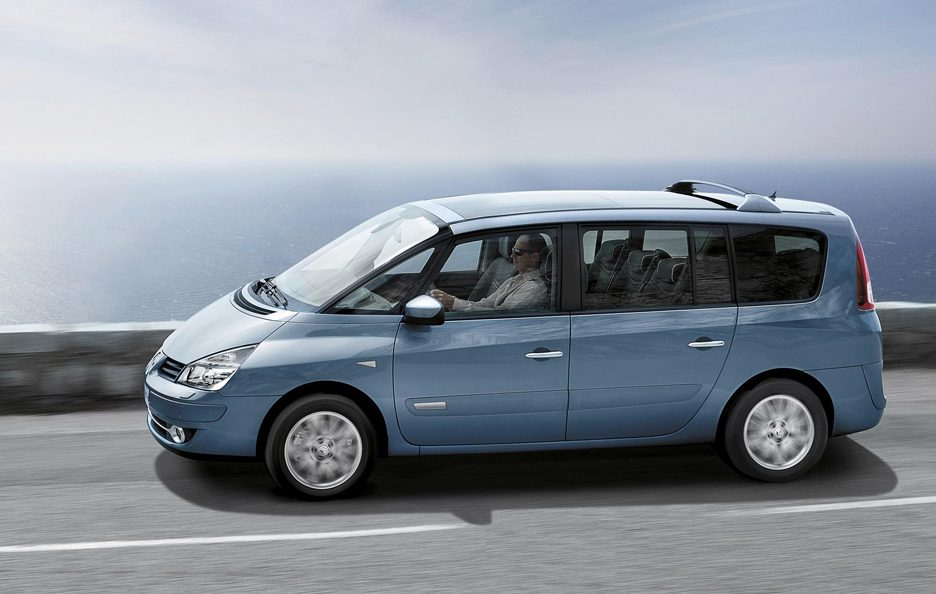 4 - Renault Grand Espace IV restyling profilo