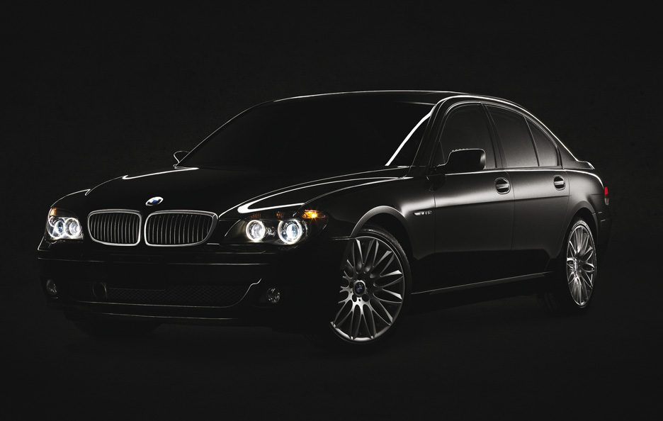 43 - BMW serie 7 E65 restyling