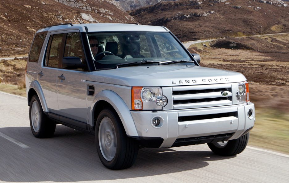 45 - Land Rover Discovery 3 restyling
