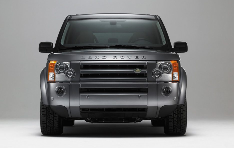 46 - Land Rover Discovery 3 restyling frontale