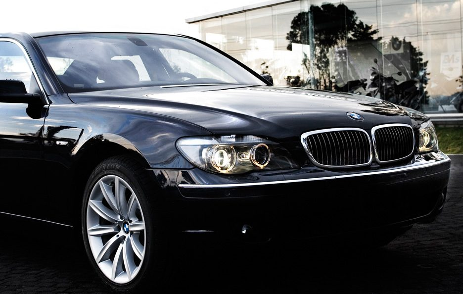 47 - BMW serie 7 E66 restyling